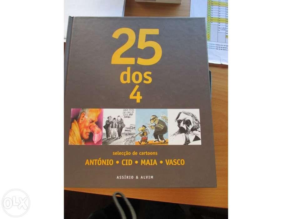 Cartoons 25 dos 4 - António