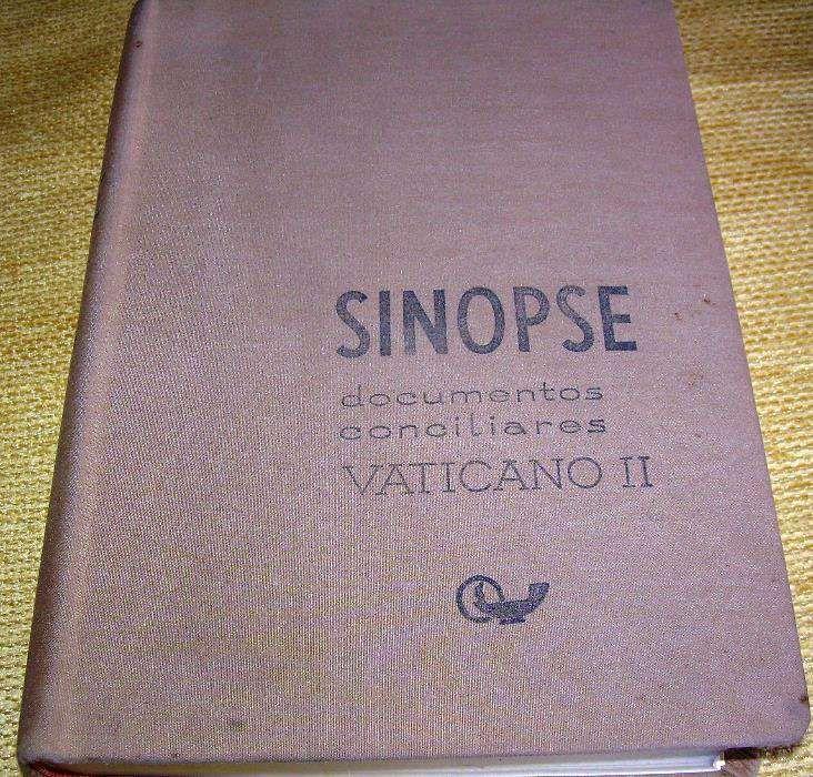 SINOPSE documentos conciliares Vaticano II