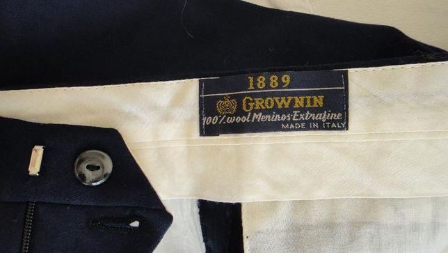 Nowe spodnie męskie L (54)pas 98 99cm Gliwice Śródmieście