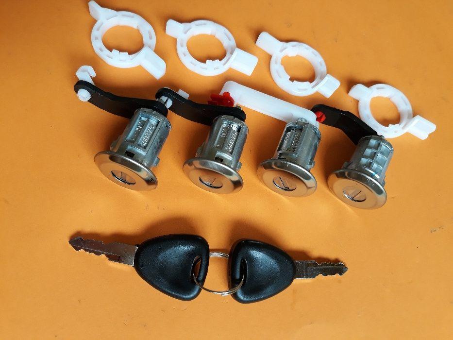 Canhões das portas Opel Movano de 98 a 2010 (novos)