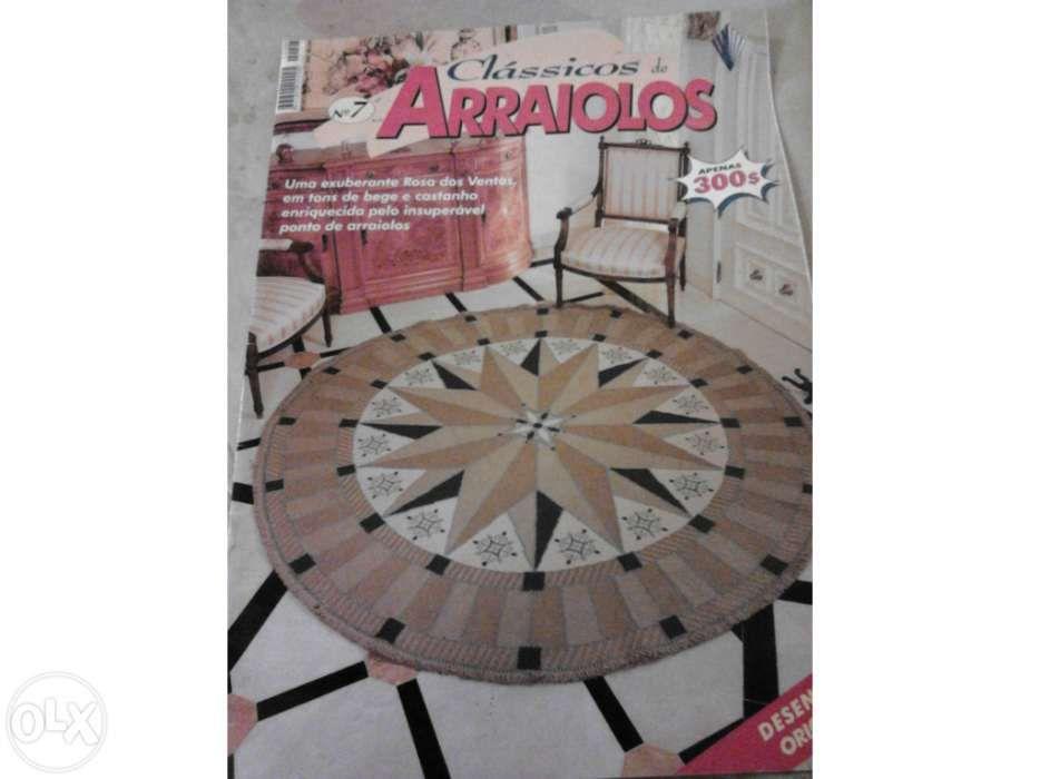 Vendo revista classicos de arraiolos