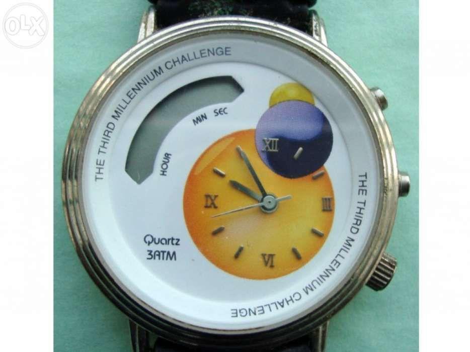 4893b335337 Relógio de pulso -The Third Millennium Challenge-Quartzo 3ATM