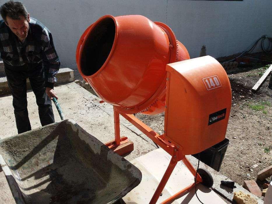 betoneira 140lt