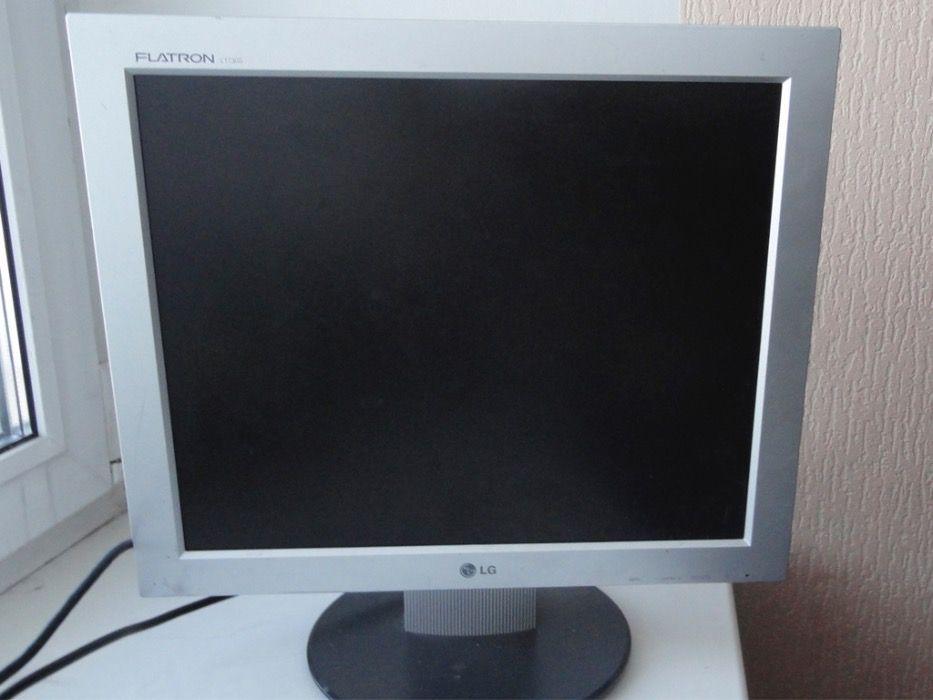 monitor tft Lg 17 polegadas 1730s flatron