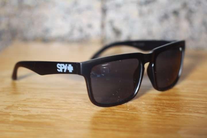 caa28461e6c64 Oculos de sol SPY Ken Block - Preto Logo Cinza (NOVO) Corroios • OLX ...