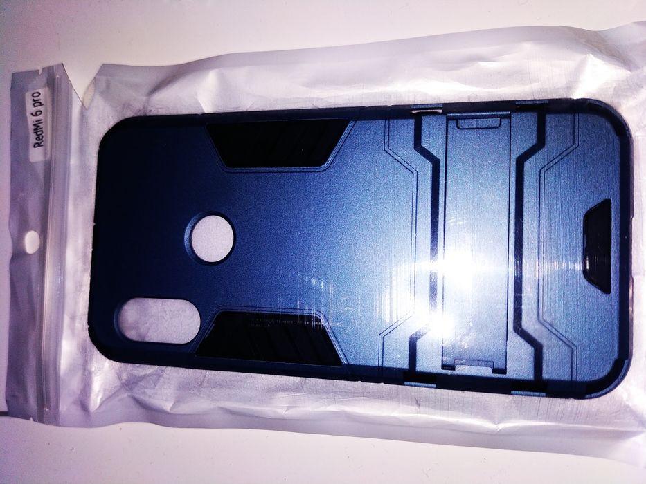 Capa anti choque para telemóvel Xiaomi Redmi 6 pro