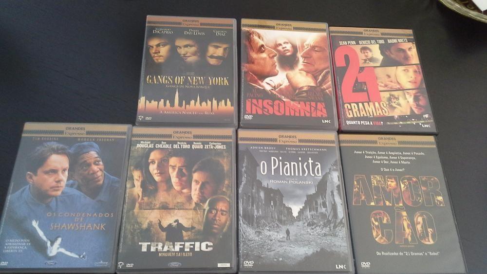 Dvd's originais novos