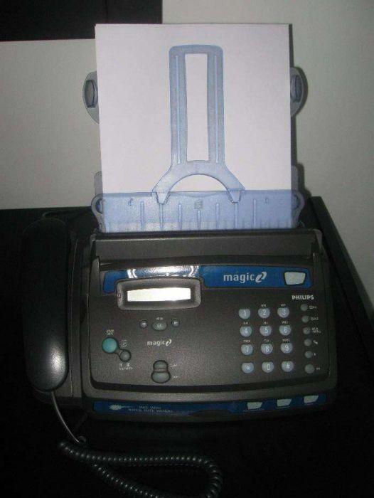 Fax + Telefone + Fotocopiadora modelo Philips
