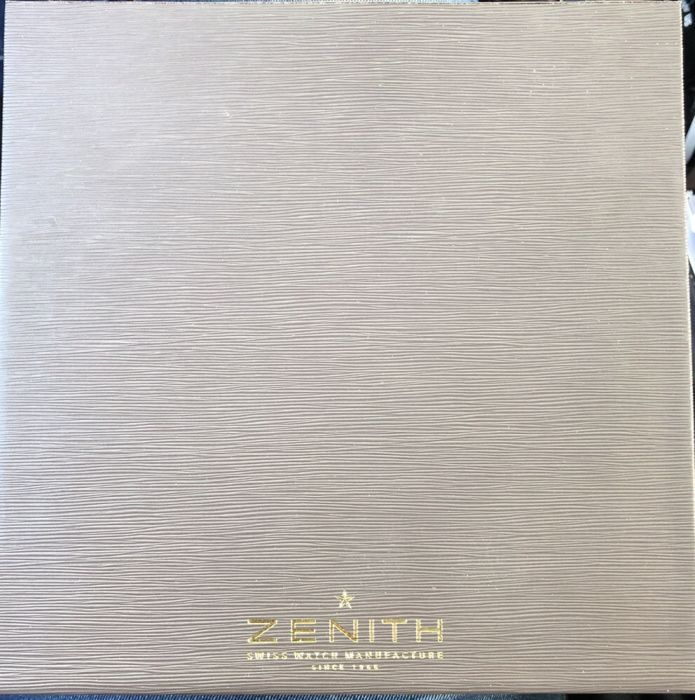 Relógio Zenith senhora Coronado (São Romão E São Mamede) - imagem 4
