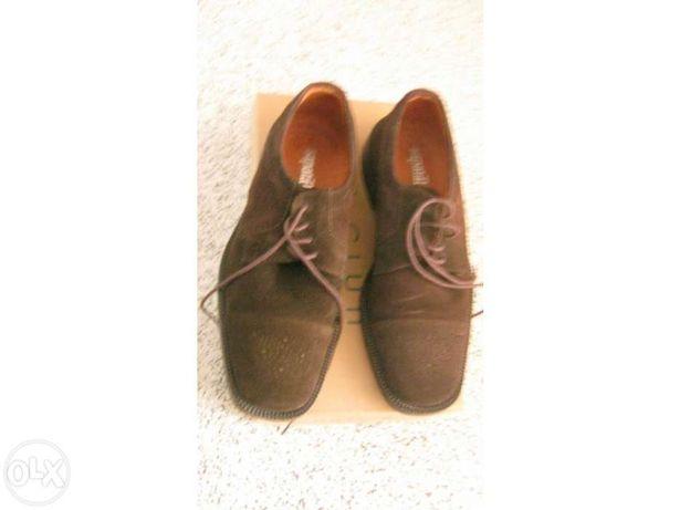 Sapatos Camurca Homem Calçado OLX Portugal