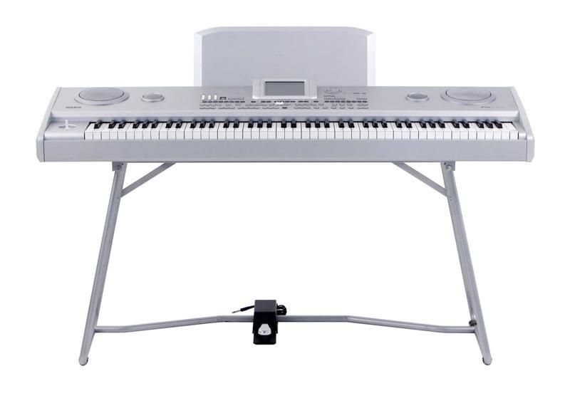 Korg,Piano Teclado arranjador - Modelo PA588