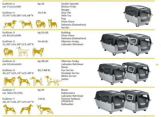 Transportadora Oficial IATA, para animais (avião, barco, carro) Alfragide - imagem 5