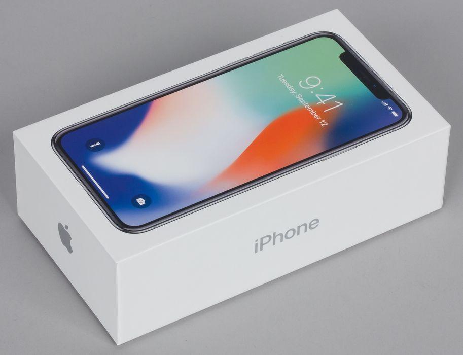 NEW Apple iPhone X 64 gb, оригинал, не REF