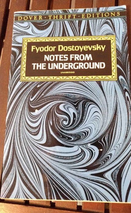 Notes from Underground de Fyodor Dostoevsky