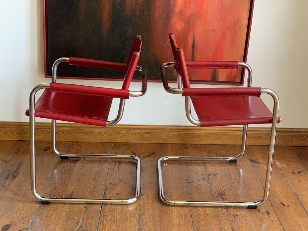 Bauhaus para krzeseł w typie Mart Stam
