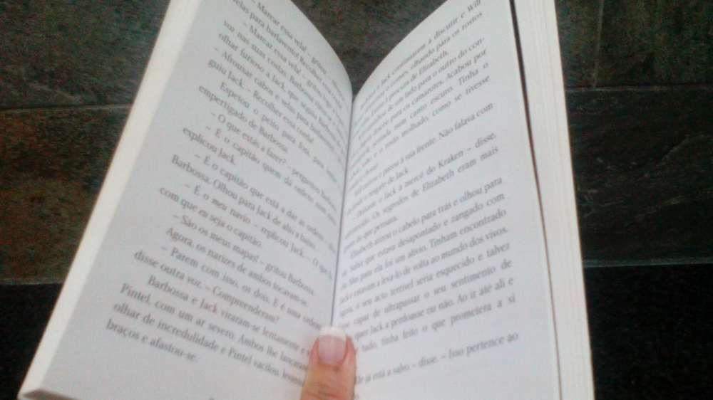 Livro Pirata das Caraíbas 'Nos Confins do Mundo' Olhão - imagem 5