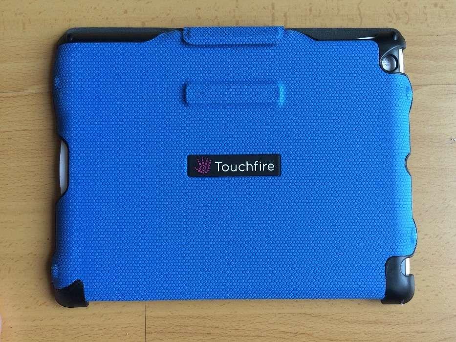 Touchfire - Capa espetacular para iPad