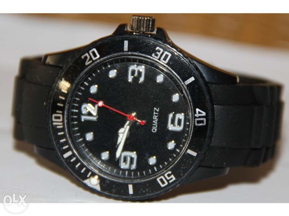 571911c7123 Relógio Bracelete em silicone