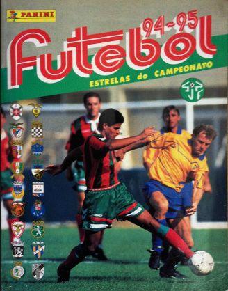 Futebol 95 - Colecções - Antiguidades - OLX Portugal d682a4be14440