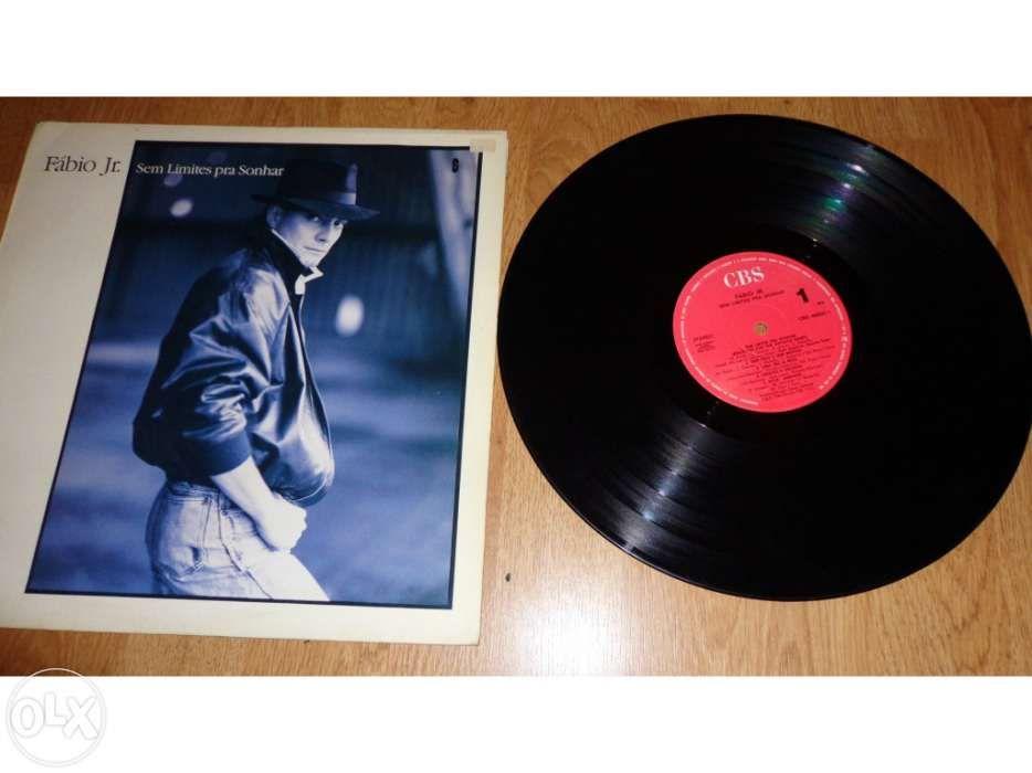Disco de Vinil, LP, de 33rpm - FÁBIO JR.
