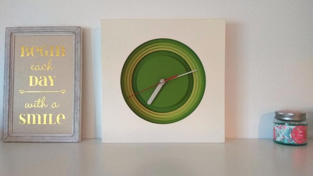 36c86dc979a Relógio de Parede - Arruda dos Vinhos - Relógio de Parede em bom estado.  Medidas