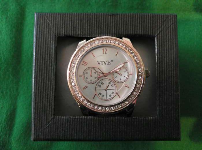 639dce66a58 Relógio Vive senhora - novo ( por estrear )