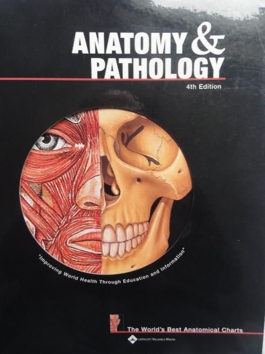LIVROS MEDICINA - Anatomy & Pathology 4th Edition - EN