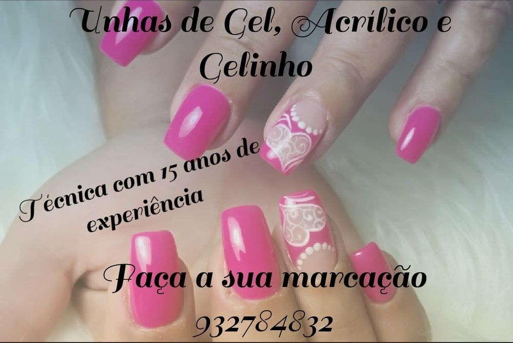 Unhas de Gel, Acrílico & Gelinho/ B. Boutique, Várzea de Sintra