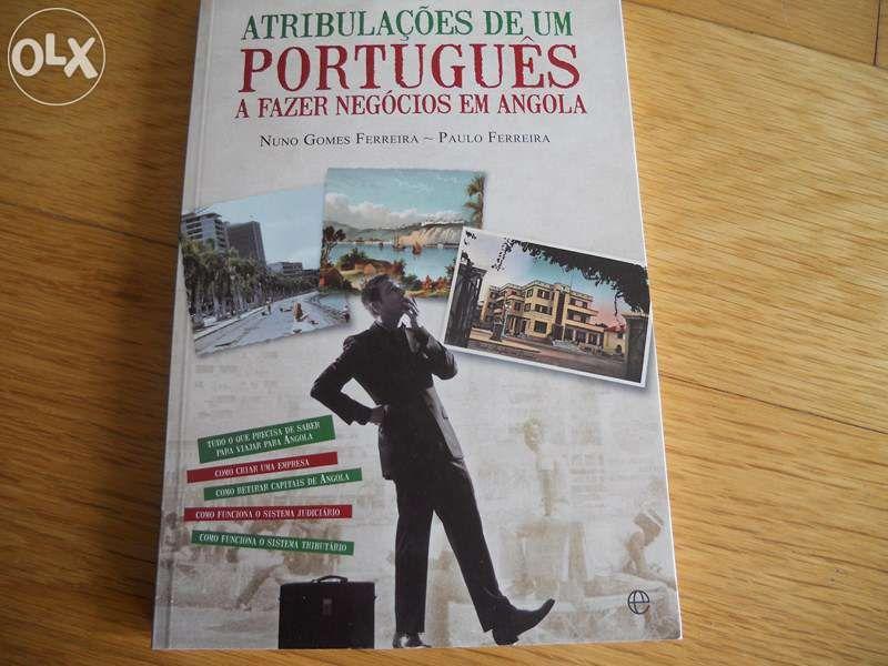 Atribulações de um português a fazer negócios em Angola (Novo) 941f44c6d12