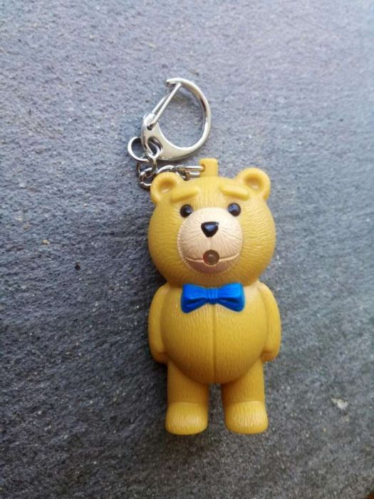 Porta chaves Ted
