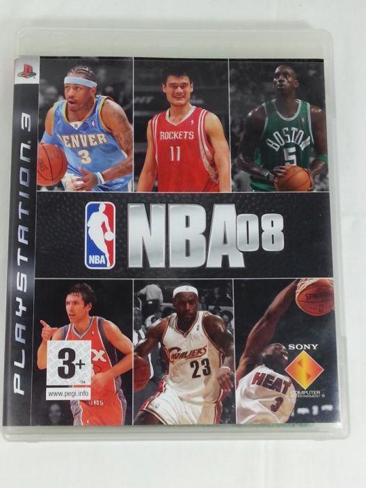 jogo NBA 08 consola playstation 3 PS3 sony