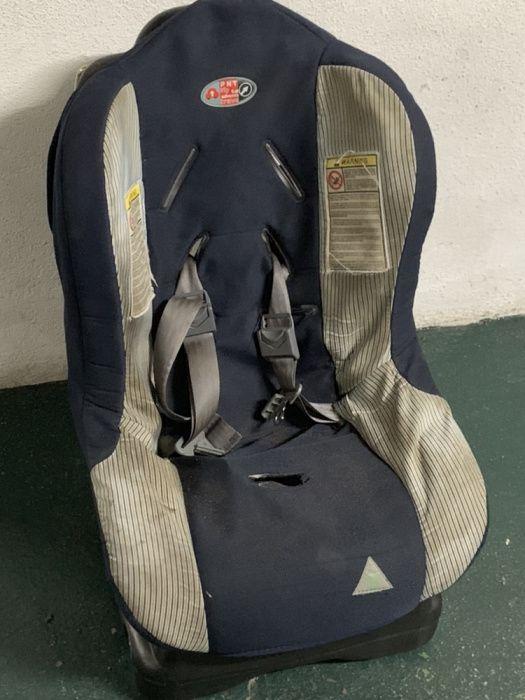 Cadeira BeBe para carro pre-natal e assento da Chicco