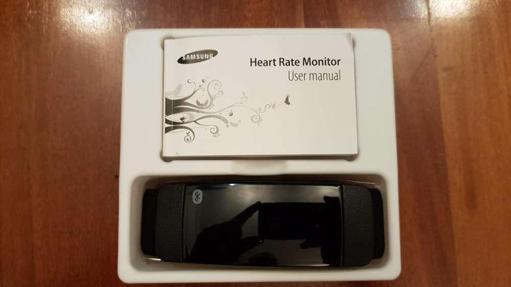 OPORTUNIDADE Monitor cardíaco Samsung Bluetooth NOVO ORIGINAL