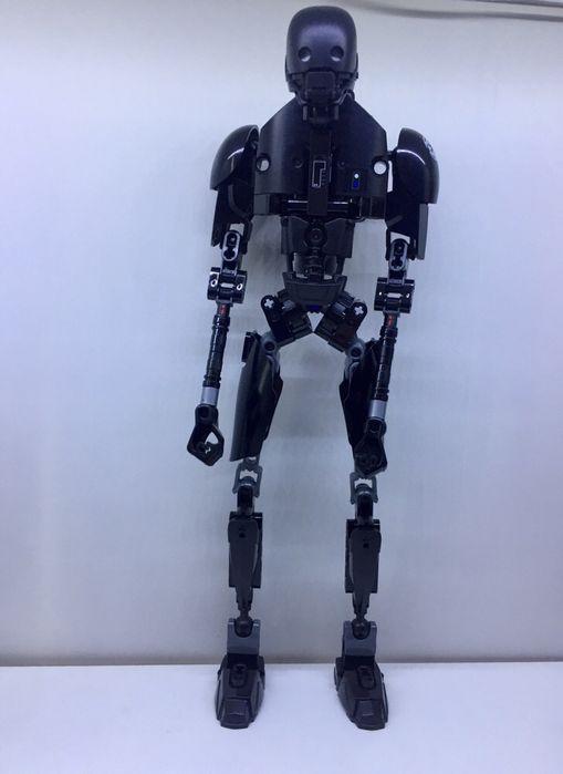 Lego Star Wars - Chewbacca, Stormtrooper, K-250