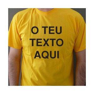 e1d2870184eb6 T-shirt Estampada Personalizada Machico • OLX Portugal