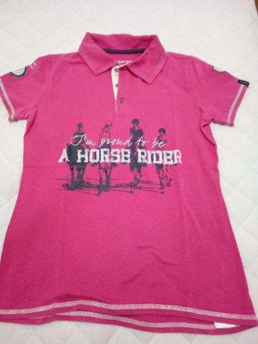 Polo para equitação