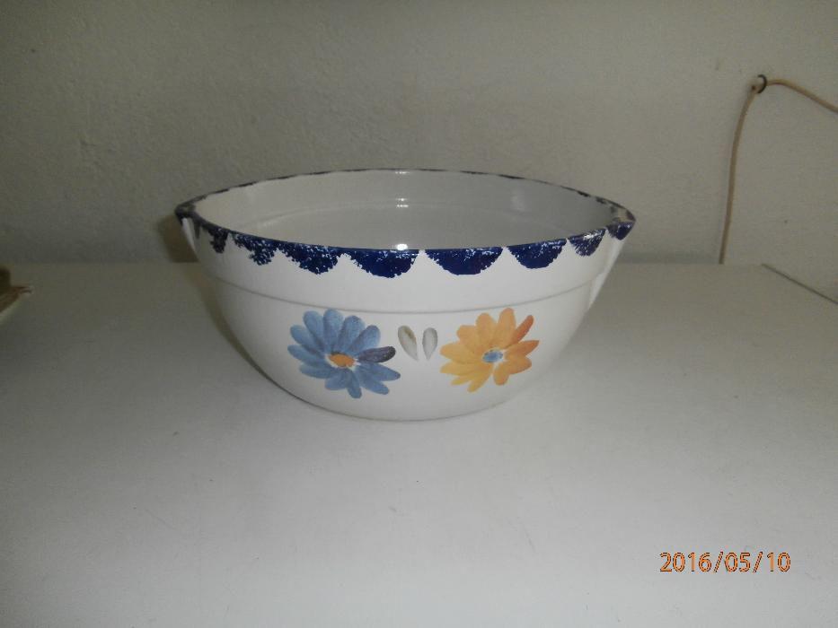 Taça grande saladeira