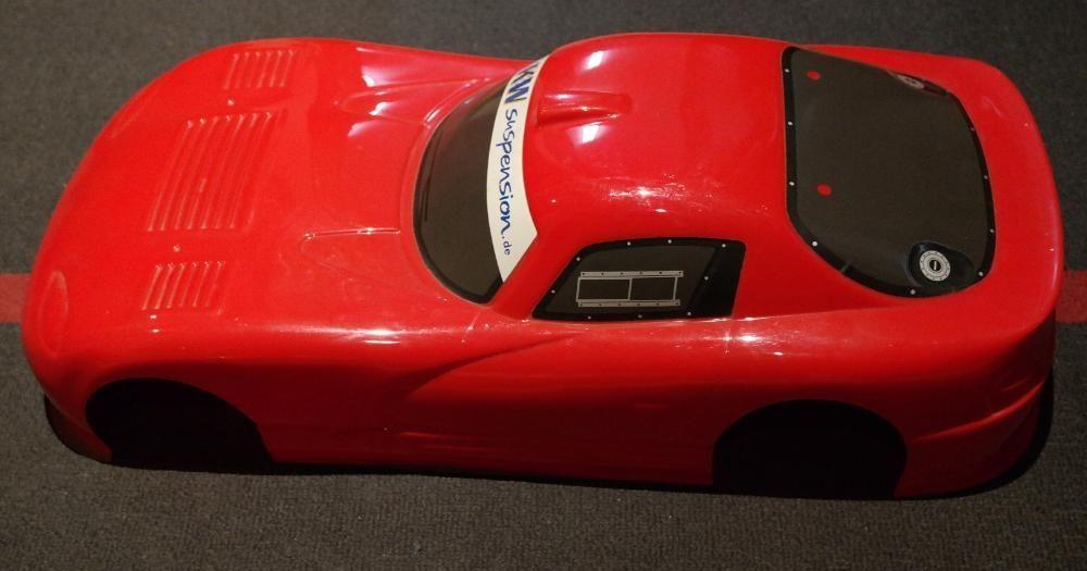 Carro telecomandado Chysler Viper (modelismo)