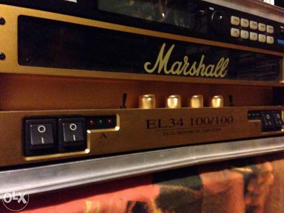 Power Amp Marshall EL100