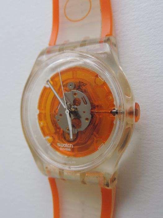846e7d1f050 Swatch Jelly in Jelly Instantaneous Fresh(SUKJ102) Campo De Ourique -  imagem 7