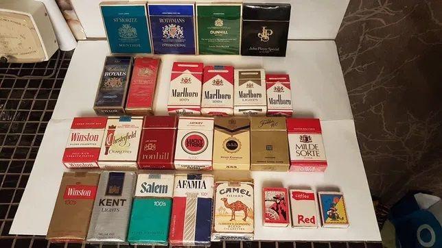 сигареты коллекция купить