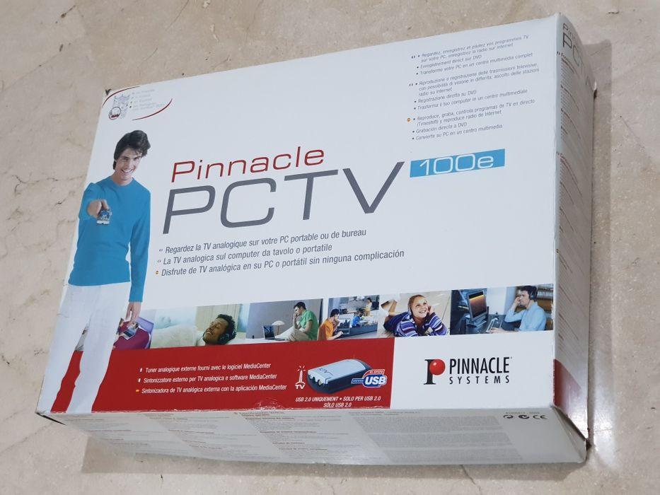 Placa Externa TV Pinnacle PCTV USB 2.0