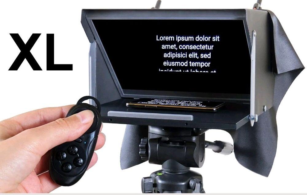 Teleponto para videos