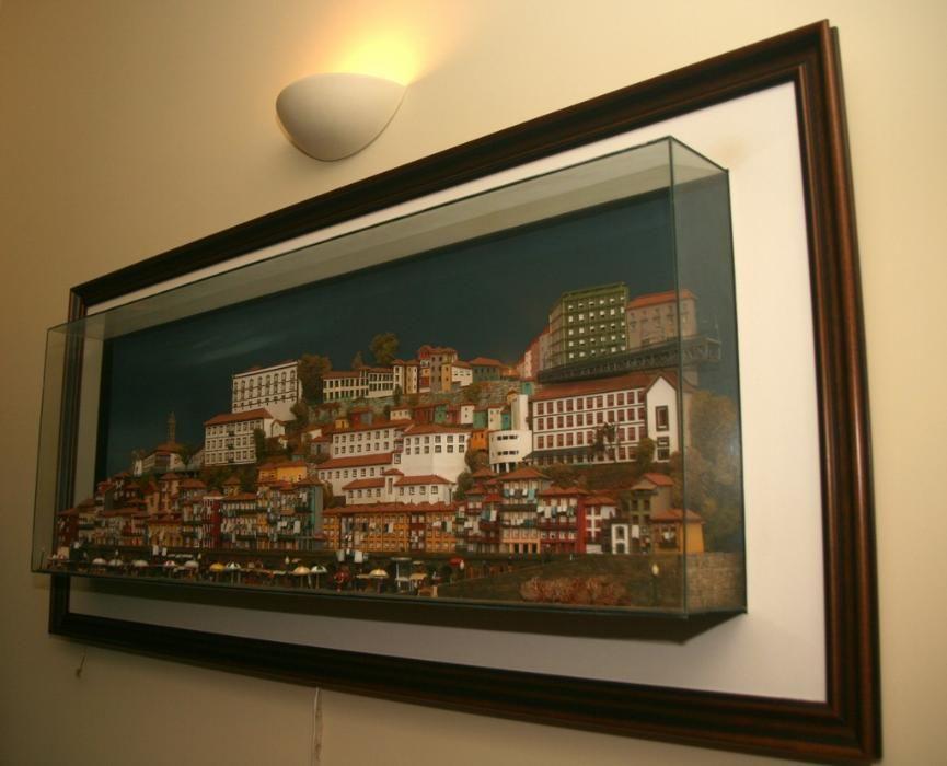 Ribeira do Porto miniatura gigante em 3D ! Cedofeita, Santo Ildefonso, Sé, Miragaia, São Nicolau E Vitória - imagem 6
