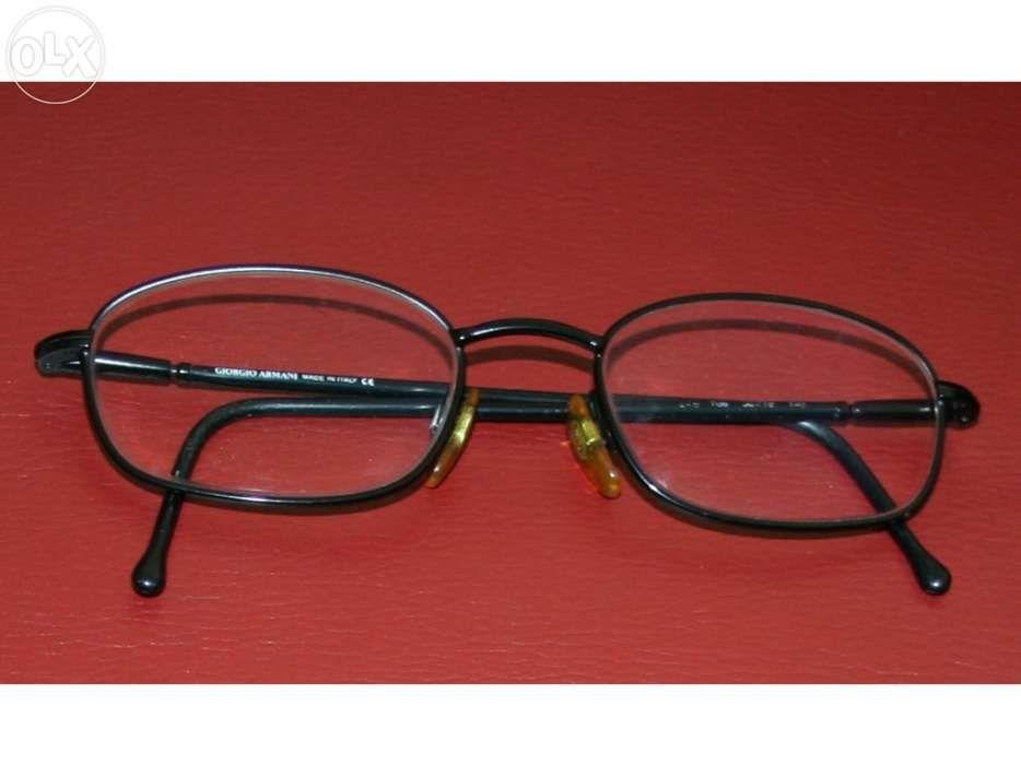 Armação Giorgio Armani - Santo António dos Olivais - óculos usados marca Giorgio  Armani para lentes ff308b69d2
