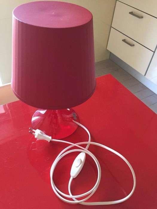 Candeeiro cabeceira com lâmpada São Domingos de Rana - imagem 1