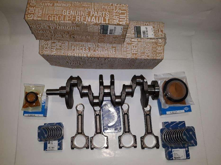 Cambota e Biela - Renault 1.5 Dci K9K - Nova - Megane, Clio - Nissan Aveiro - imagem 2