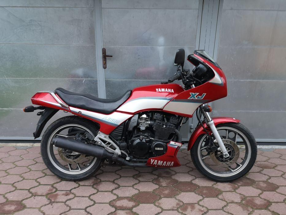Yamaha xj 600 diversion fazer Rudnik nad Sanem • OLX.pl