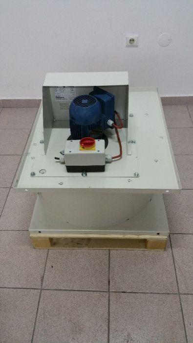 Ventilador TROIA VPR 400M (novo preço)