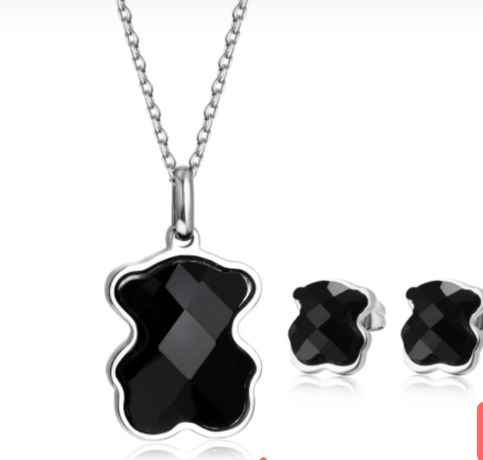 Kolczyki Tous Biżuteria Olx Pl